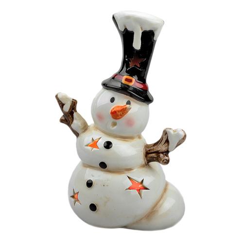 LED Dekofigur Winterkinder  Mädchen Weihnachtsdeko Figur XL LED beleuchtung