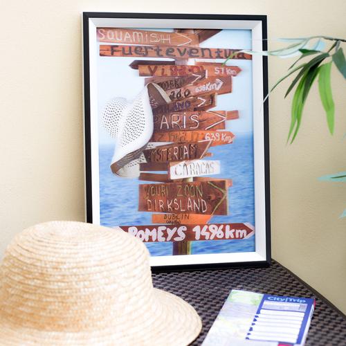 3D Bild Travel, Wanddekoration, wandbilder, schöne bilder, bilder ...