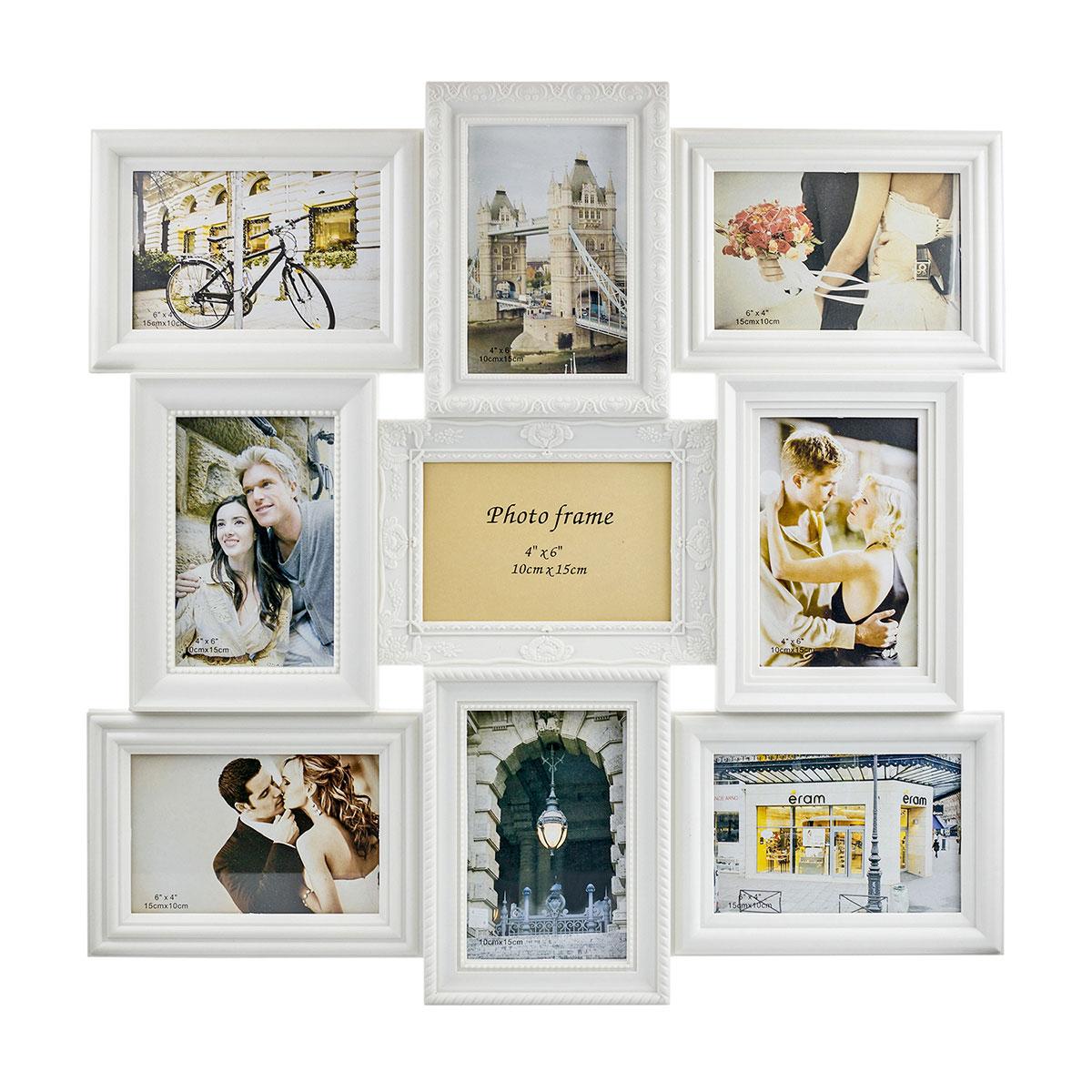 Bilderrahmen, Fotorahmen, Barock, Antik, Portraitrahmen, Fotocollage ...