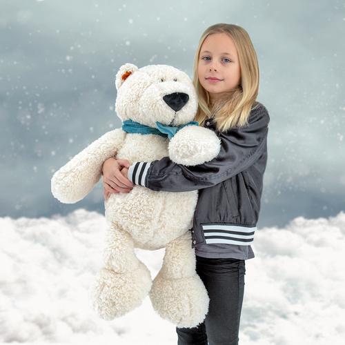 Nici Eisbär 135cm Plüschtier Höhe ca