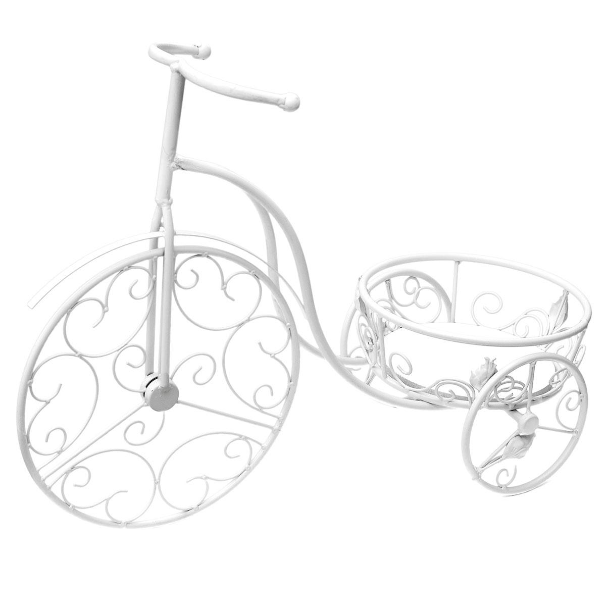 Metall Fahrrad zum bepflanzen Pflanzfahrrad Dekofahrrad Blumentopf Pflanztopf