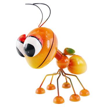 art decor dekofigur insekt, gartenfigur, metallfigur, blechfigur, Gartenarbeit ideen